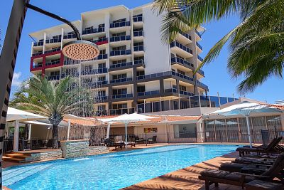 Picture perfect: Clarion Hotel Mackay Marina