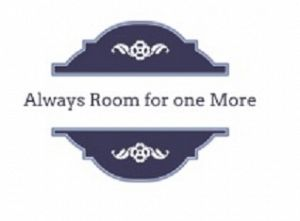 Always Room For One More Pty Ltd