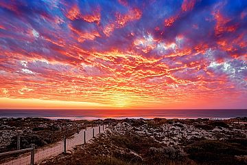 Western Australia… the last place the sun shines
