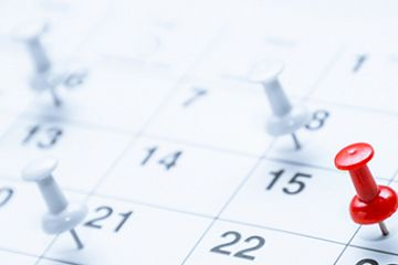 Dates in management rights agreements: have you set an EPIC reminder?