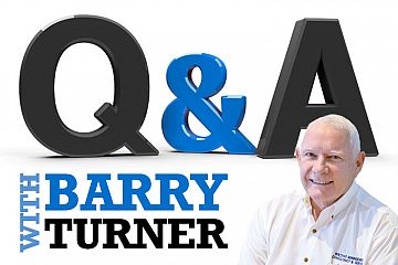 Q & A with Barry Turner