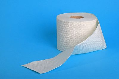 Keeping your loo roll squared away