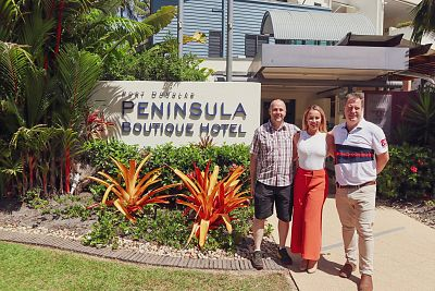 The Port Douglas Peninsula Boutique Hotel