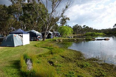 Wine, apples and snow the key drivers for Queensland caravan park