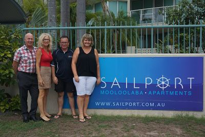 Sailport Apartments Mooloolaba