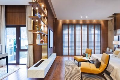 Innovative interior design trends for resorts and hotels