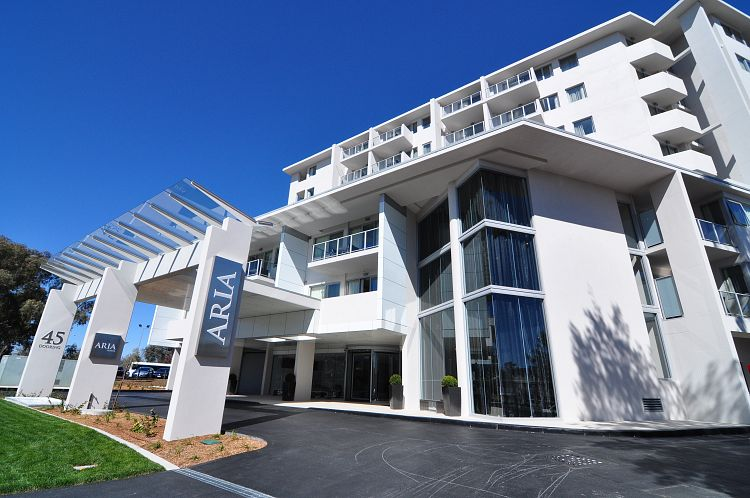 Aria Hotel sale caps off strong year for stand-out Canberra market