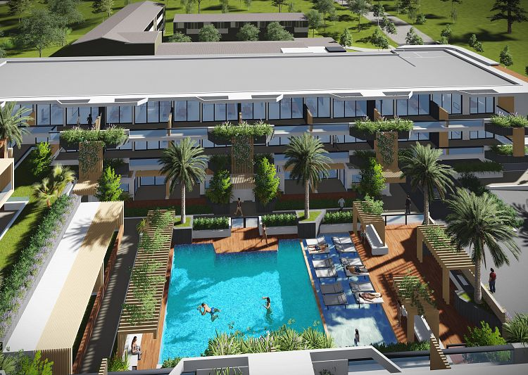 First new resort in five years for NSW south coast