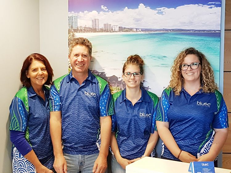 Blue C Coolangatta has proactive industry managers