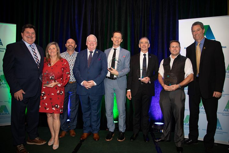 Star operators shine at ARAMA's inaugural TOP Awards