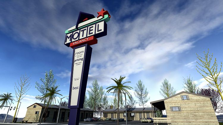 Motels: a great value stay