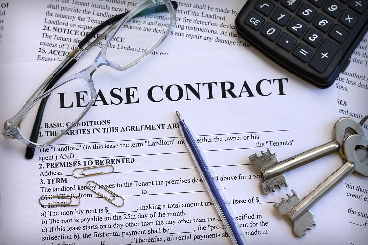 What is a long-term lease?