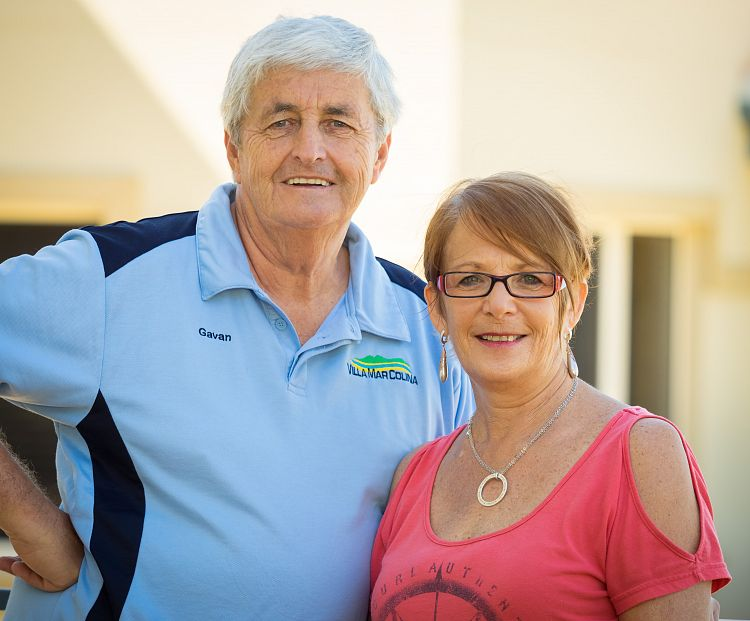 Dedicated resort managers retire