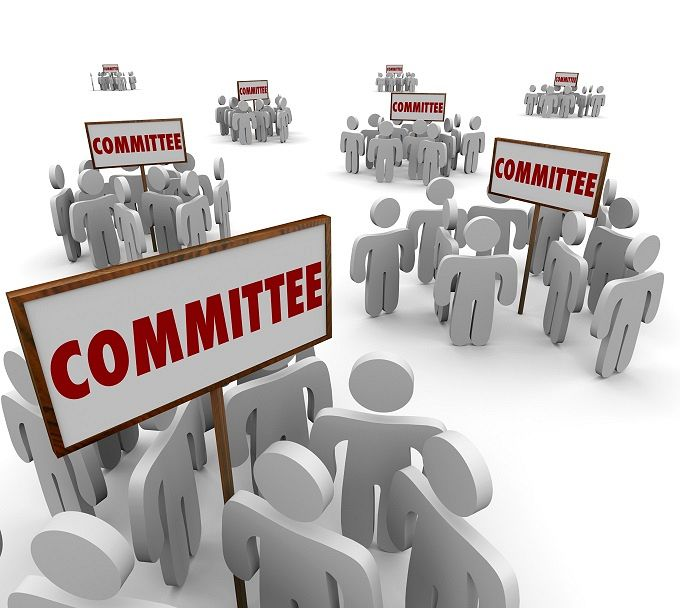 Building managers and committees