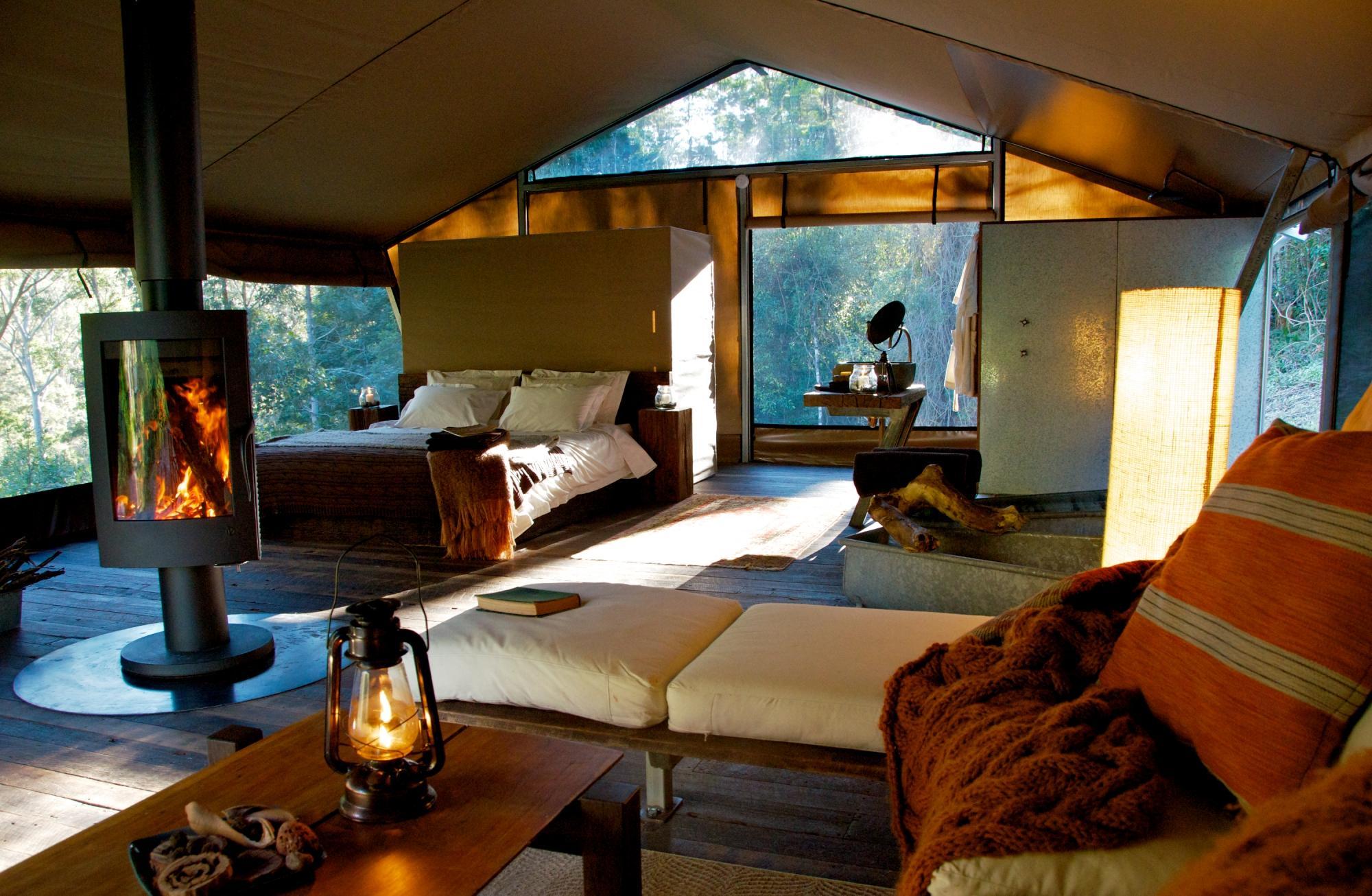Nighfall Camp - Luxury Tent