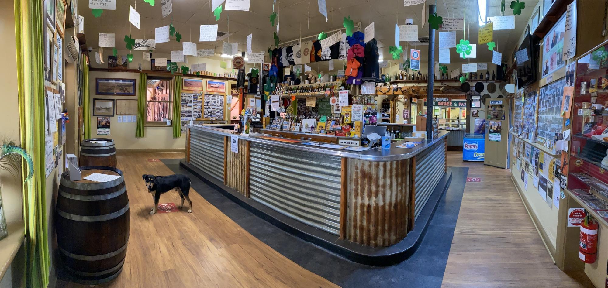 Silverton Hotel Bar