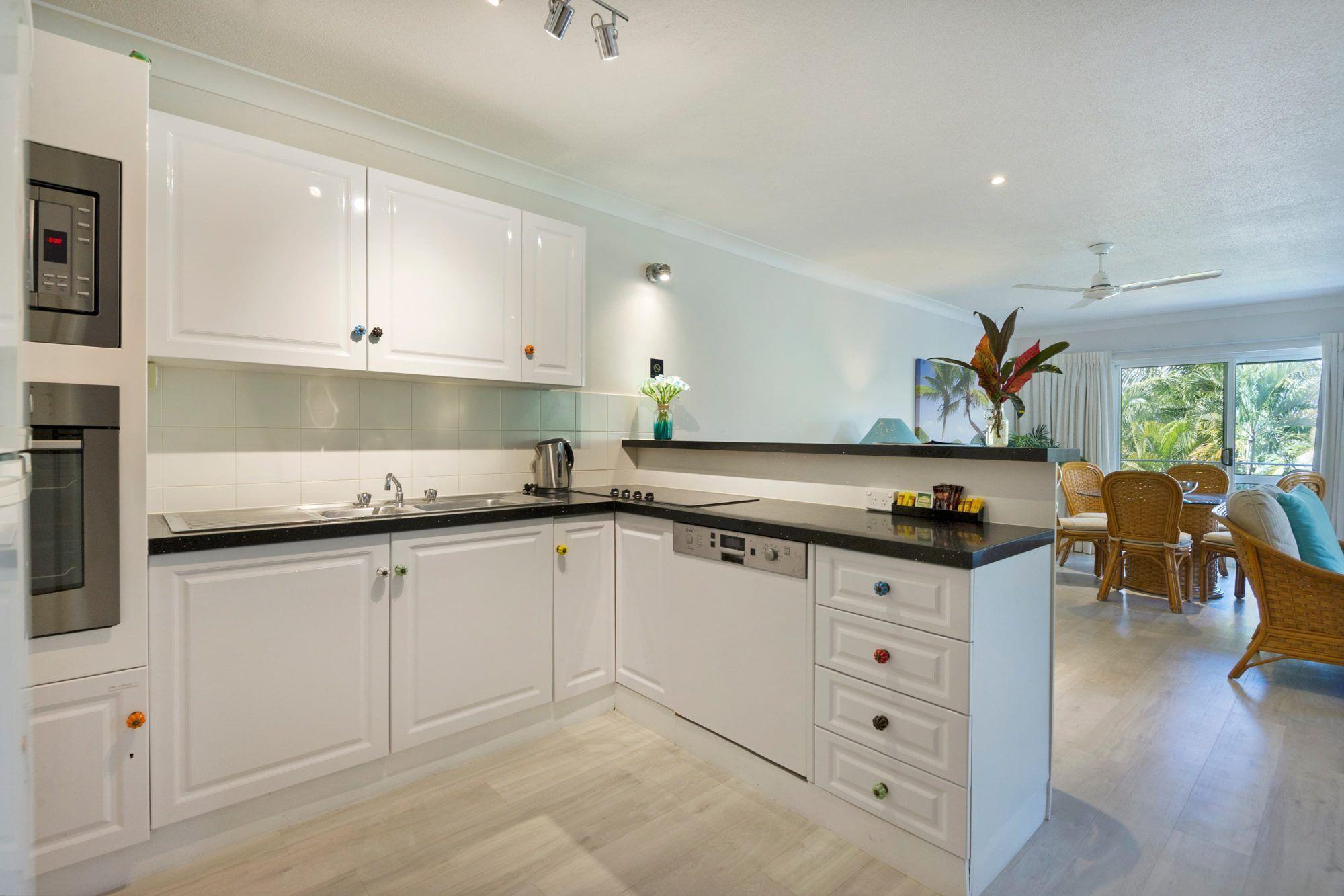 Garrick House Kitchen