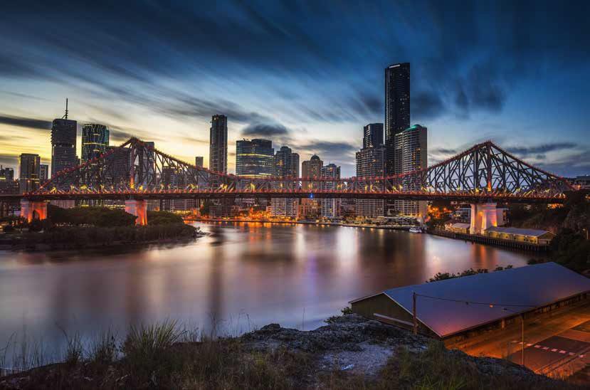 Brisbane Management Rights Market